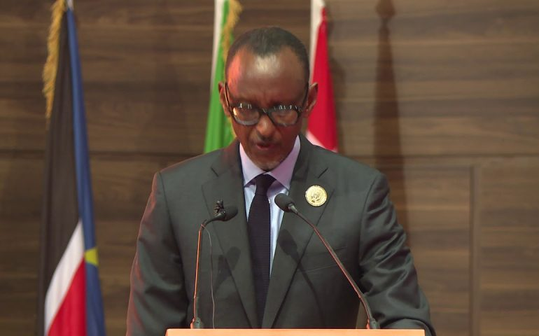 President Kagame speaks at the 31st Summit of the African Union | Mauritania, 1 July 2018
