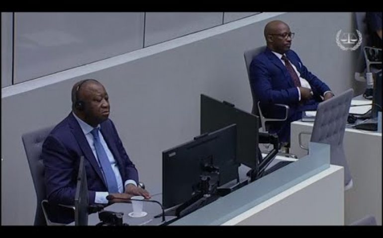 ICC hears Ivory Coast's Laurent Gbagbo's dismissal plea