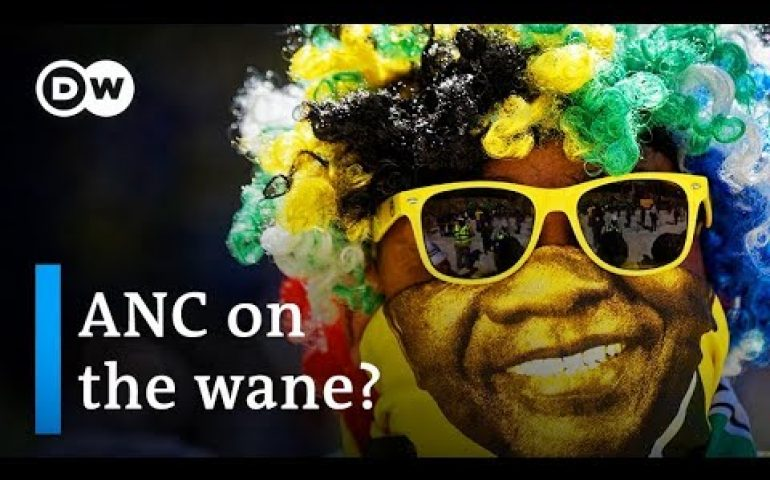 South Africa election 2019: Is Ramaphosa's ANC losing support?   DW News