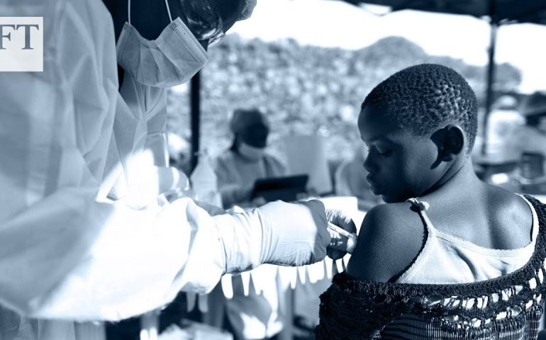 What is Ebola and where has it spread?