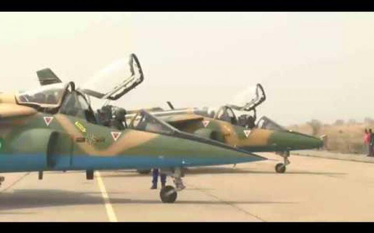 NAF DEPLOYS TO SENEGAL TO ENFORCE ECOWAS MANDATE IN THE GAMBIA