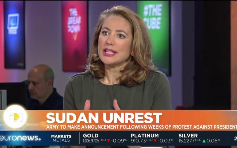 Sudan unrest: what do we know?   GME