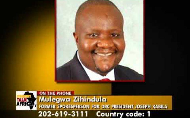 Straight Talk Africa Guest Mulegwa Zihindula on M23 and Rwanda Genocide