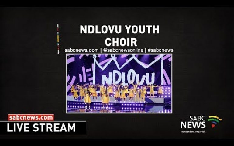 Ndlovu Youth Choir arrives in South Africa