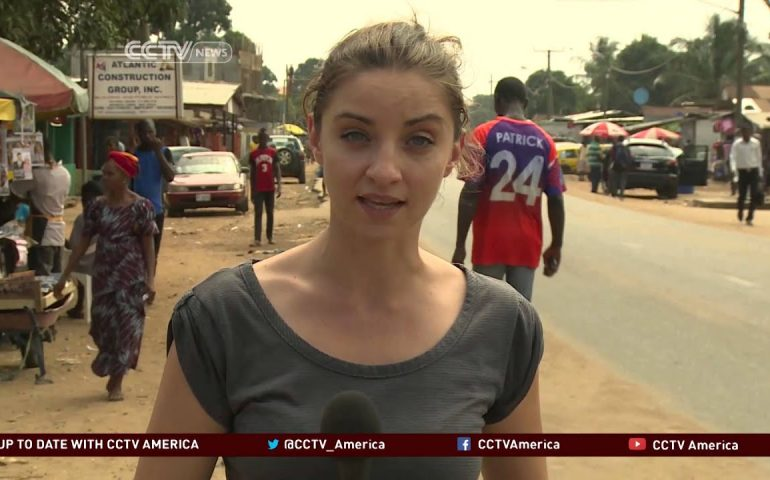 Liberian economy threatened by Ebola outbreak