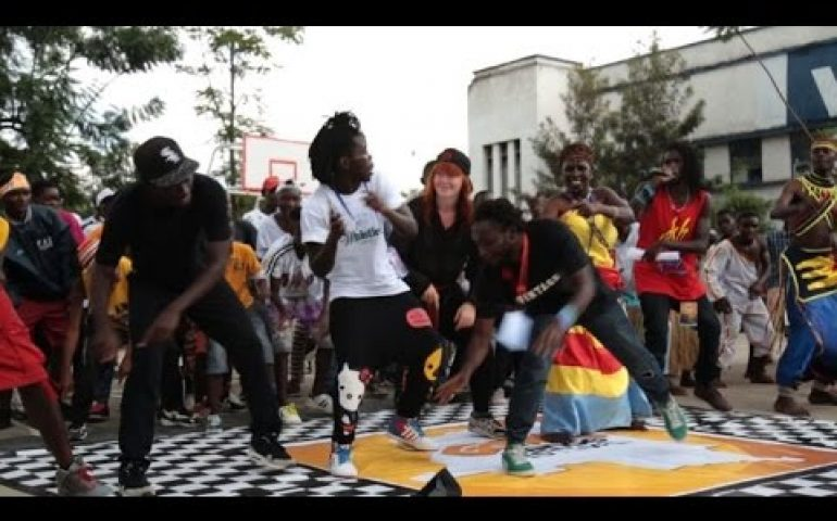DR Congo: dance battles in the streets of Goma