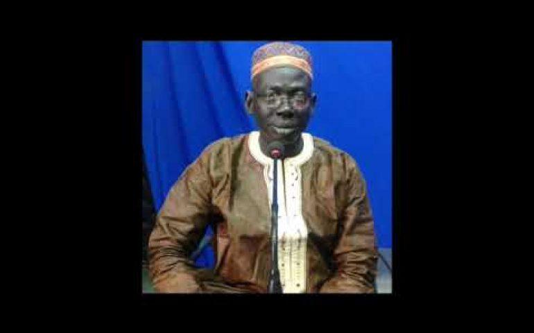Gambia news with sarjo barrow 12.05.2019