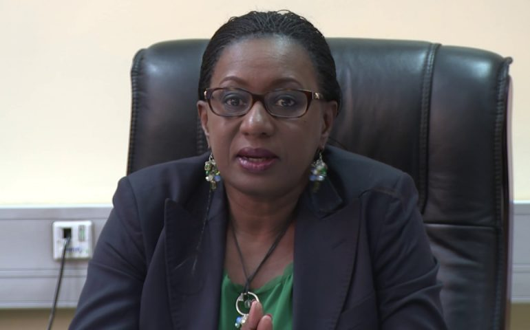 Assietou Sylla Diouf, Director, PBFA, African Union Commission.