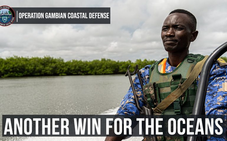 Another Win for the Oceans in The Gambia