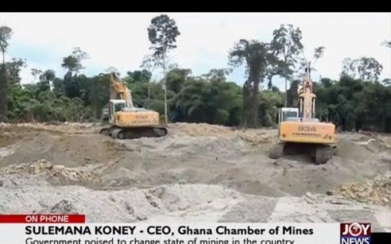 Mining in Ghana – The Pulse on Joy News (30-5-18)