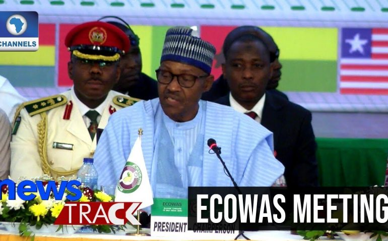 Buhari Opens 55th ECOWAS Summit In Abuja
