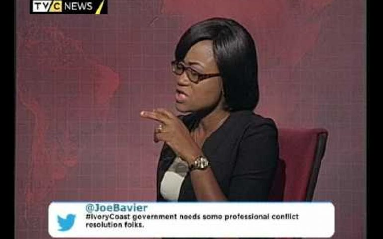 AFRICA TODAY ON POLITICAL DEVELOPMENT IN IVORY COAST WITH VICTOR OKHAI AND GWAKA LAGOKE