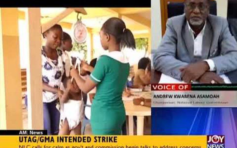 Ghana Economy – AM News on JoyNews (1-8-18)