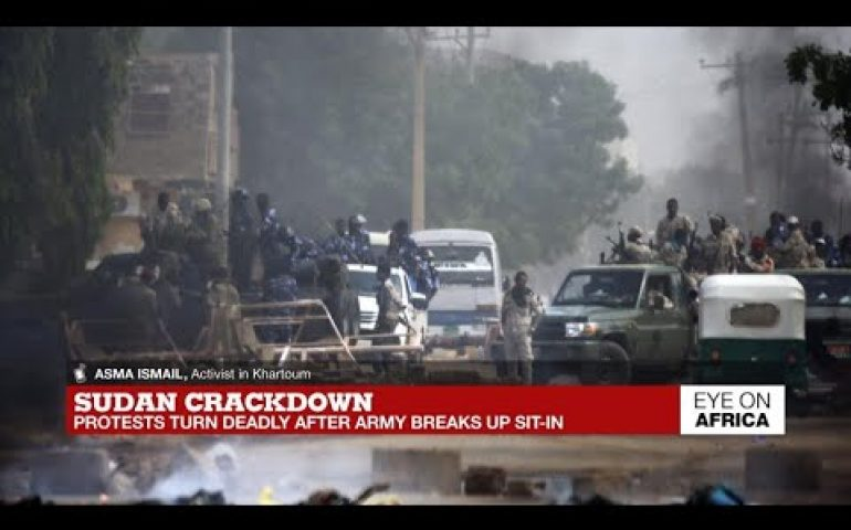 Sudan protests turn deadly